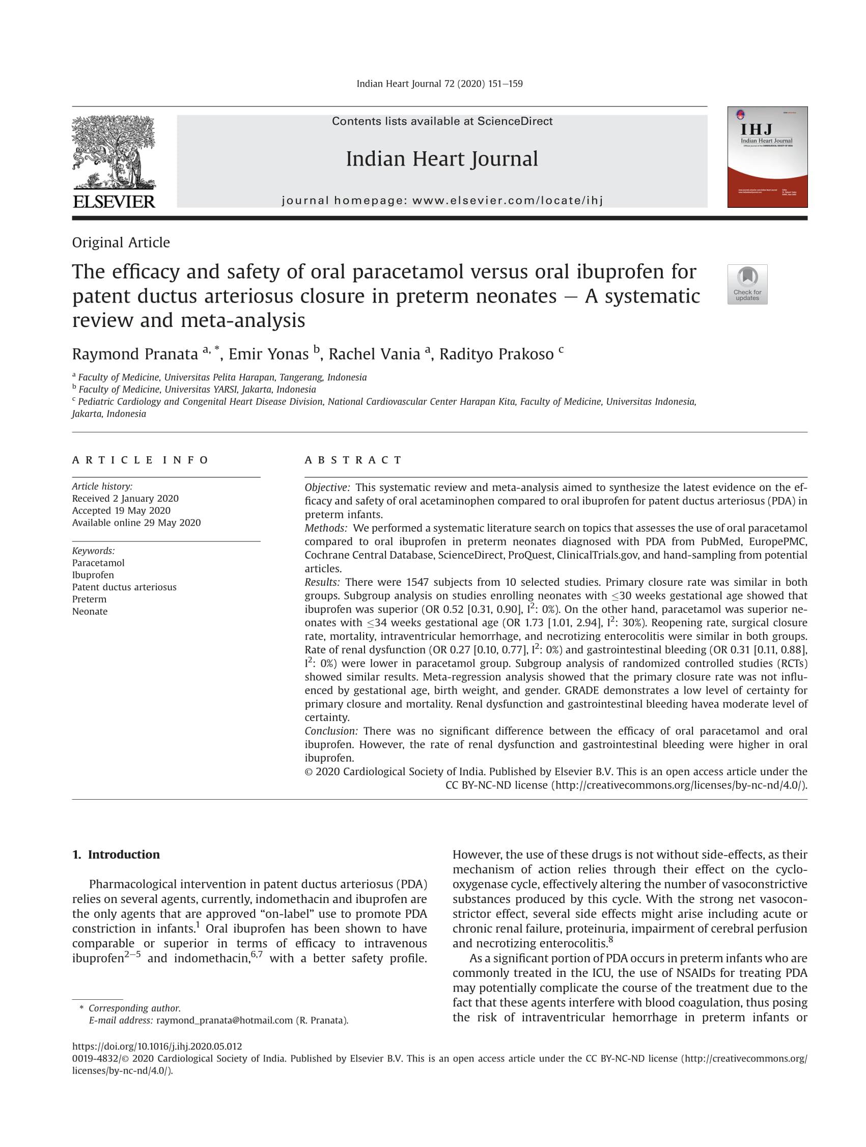 Indian Heart Journal
